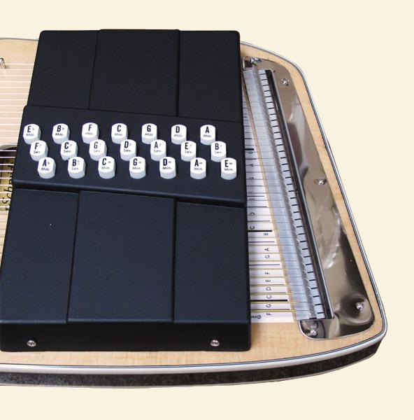 Oscar Schmidt OS100 21 Autoharp
