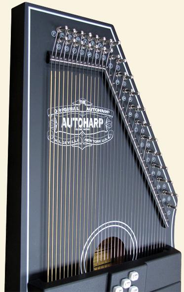 OS73CE 1930s Reissue Autoharp